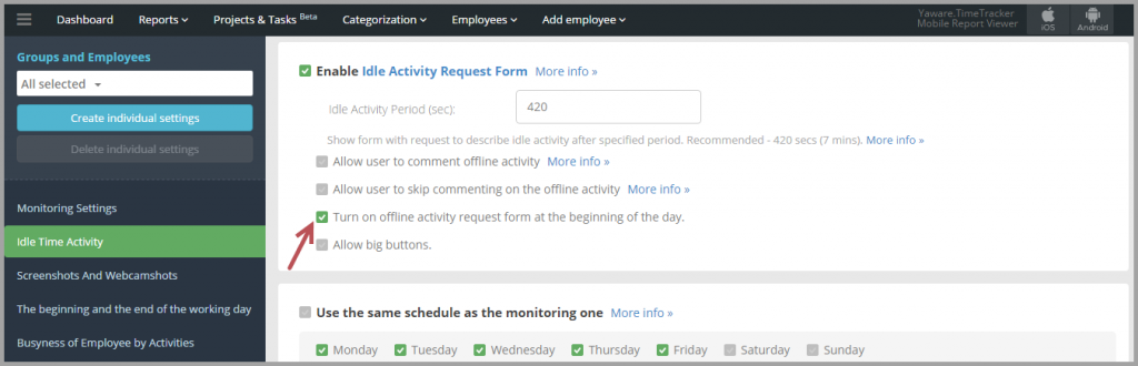 11._Turn_on_offline_activity_request_form