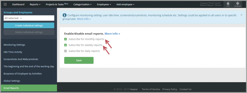 Enable_disable_email_reports